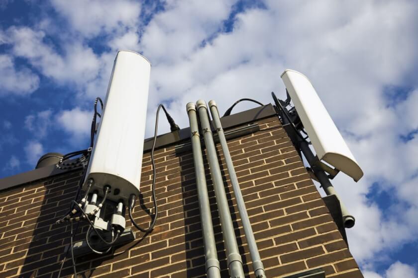 согласование антенн на здании
